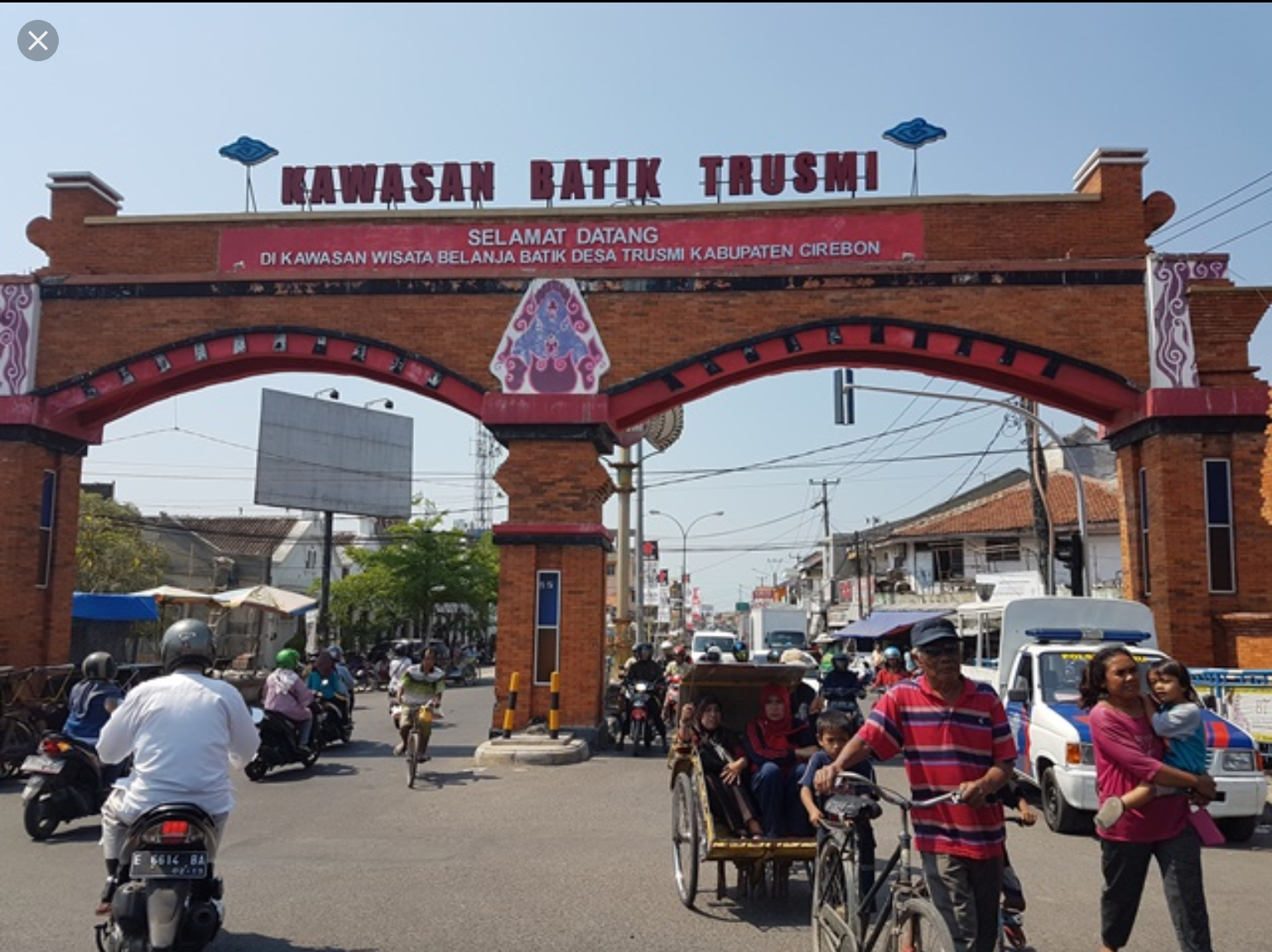 Batik Trusmi Cirebon Pusat Grosir Batik