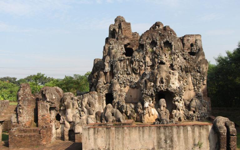 Goa Sunyaragi Cirebon ( 12 Goa Mempunyai Makna Berbeda )