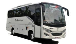 tarif sewa mobil di cirebon bus 3/4 murah