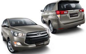 Sewa Mobil Innova Reborn Di Cirebon