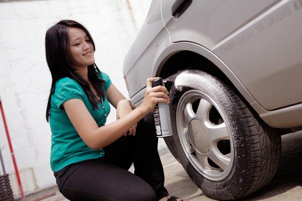 Merawat Ban Mobil Biar Tetap Awet