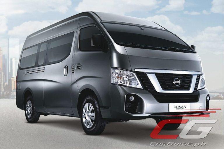 Nissan Urvan Akan Berkolaborasi Dengan Hiace
