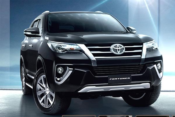 Spesifikasi Dan Review Fortuner 2017