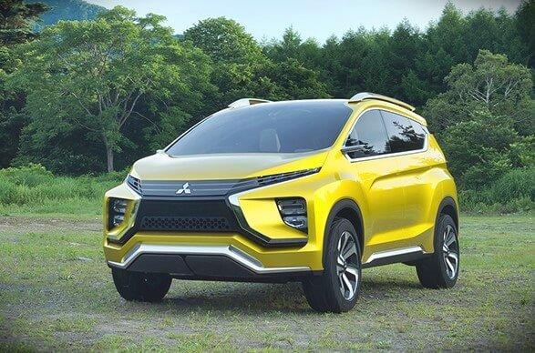 Mitsubishi XM Concept Ini Bakal Jadi Pesaing Avanza