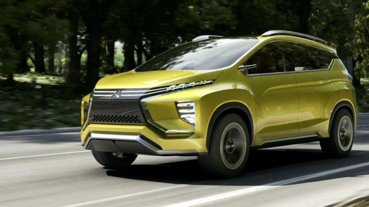 Mitsubishi Concept Ini Bakal Jadi Pesaing Avanza
