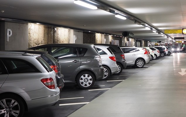 Mobil Anda Sudah Amankah Di Tempat Parkir