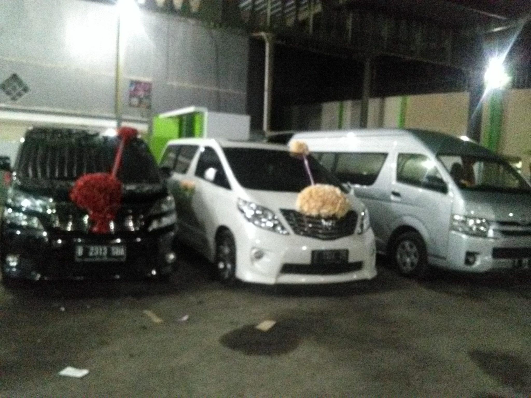Rental Mobil Pengantin Cirebon Untuk Pernikahan
