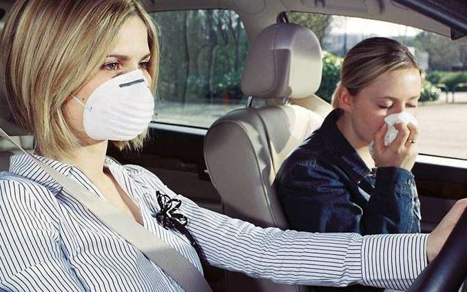 Cara Menghilangkan Bau Apek Di Mobil