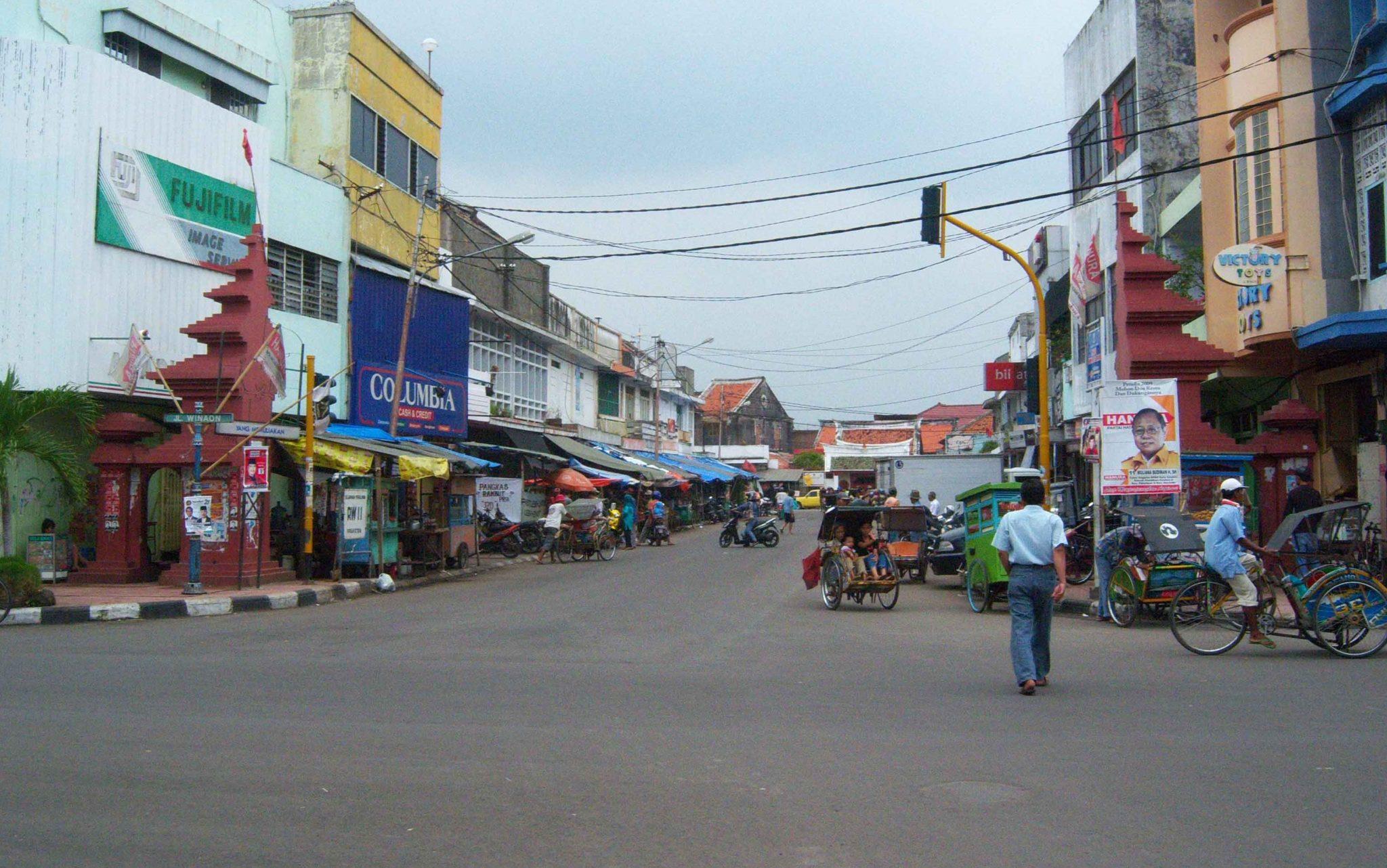 Foto Kota Cirebon Dahulu Dan Sekarang
