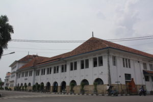 Gedung BAT Di Cirebon