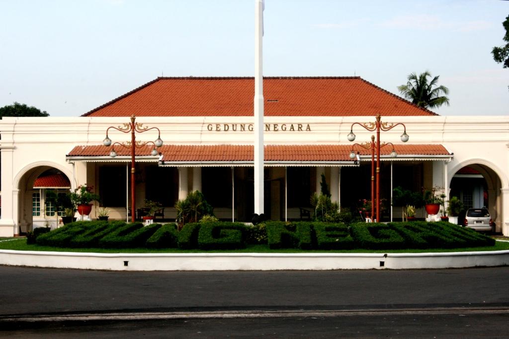 Gedung Negara Karesidenan Cirebon