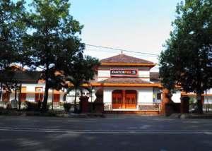 Kantor Pos Di Cirebon Masih Terpelihara Keasliannya