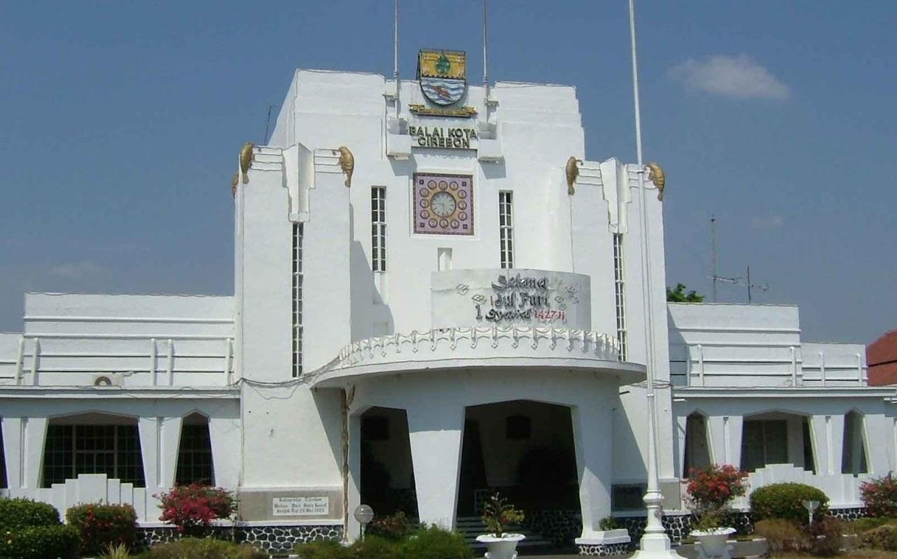 Arti Lambang Kota Cirebon Berintan