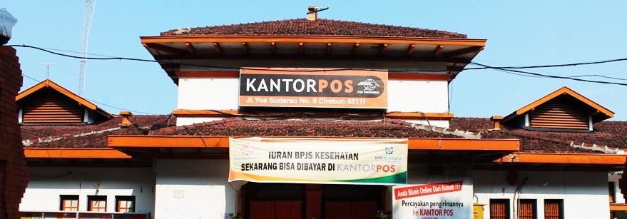 Gedung Kantor Pos Di Cirebon