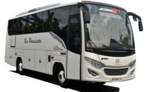 carter bus wisata
