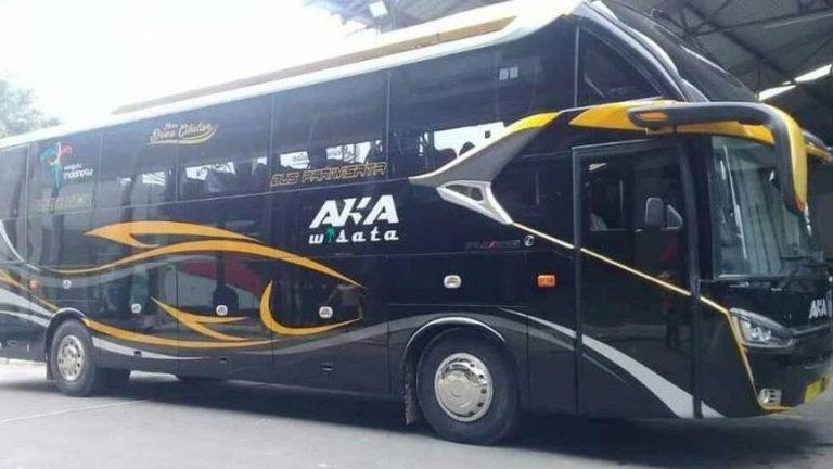 Harga Sewa Bus Pariwisata Cirebon