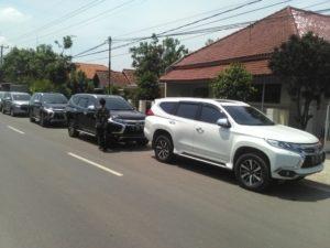 Rental Mobil Mitsubishi Pajero Cirebon