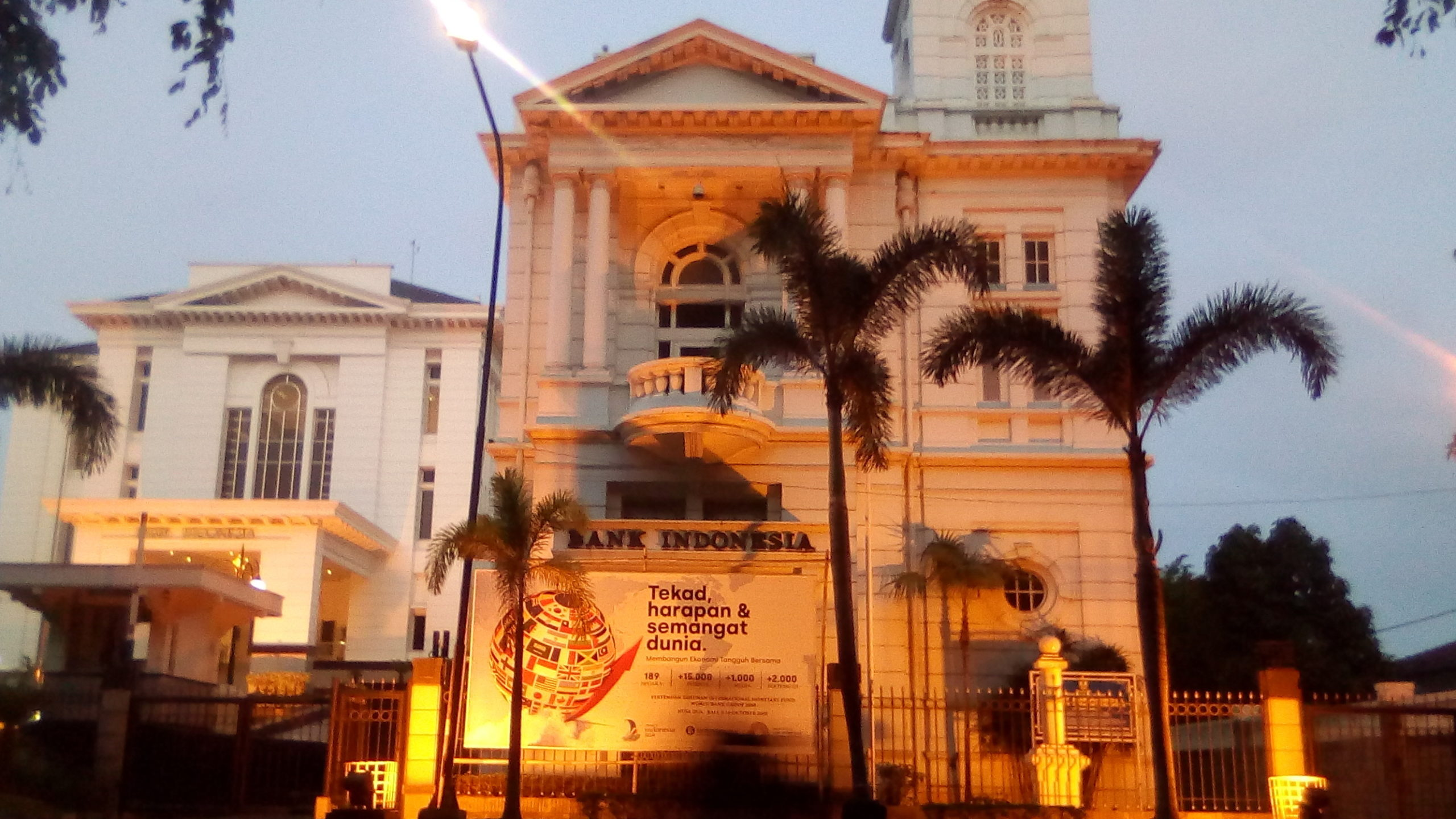 Bank Indonesia Di Cirebon Gedung De Javasche Bank ( Gedung BI )