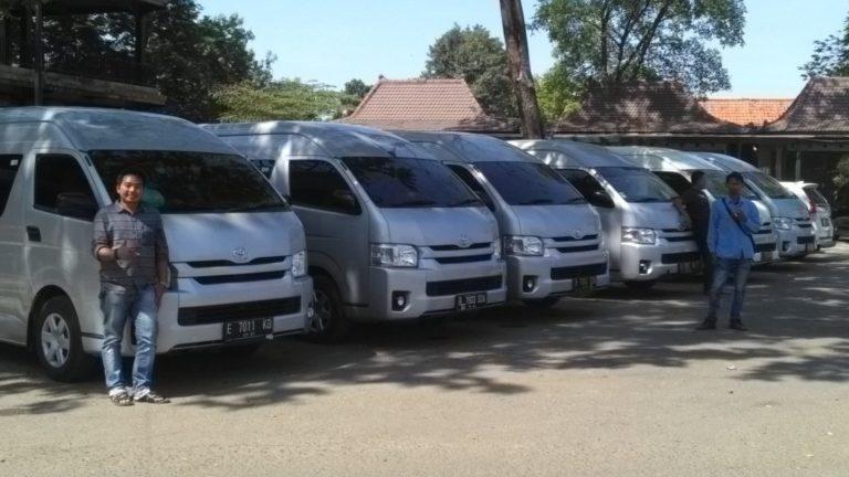 Rental Mobil Hiace Cirebon Tarif Murah