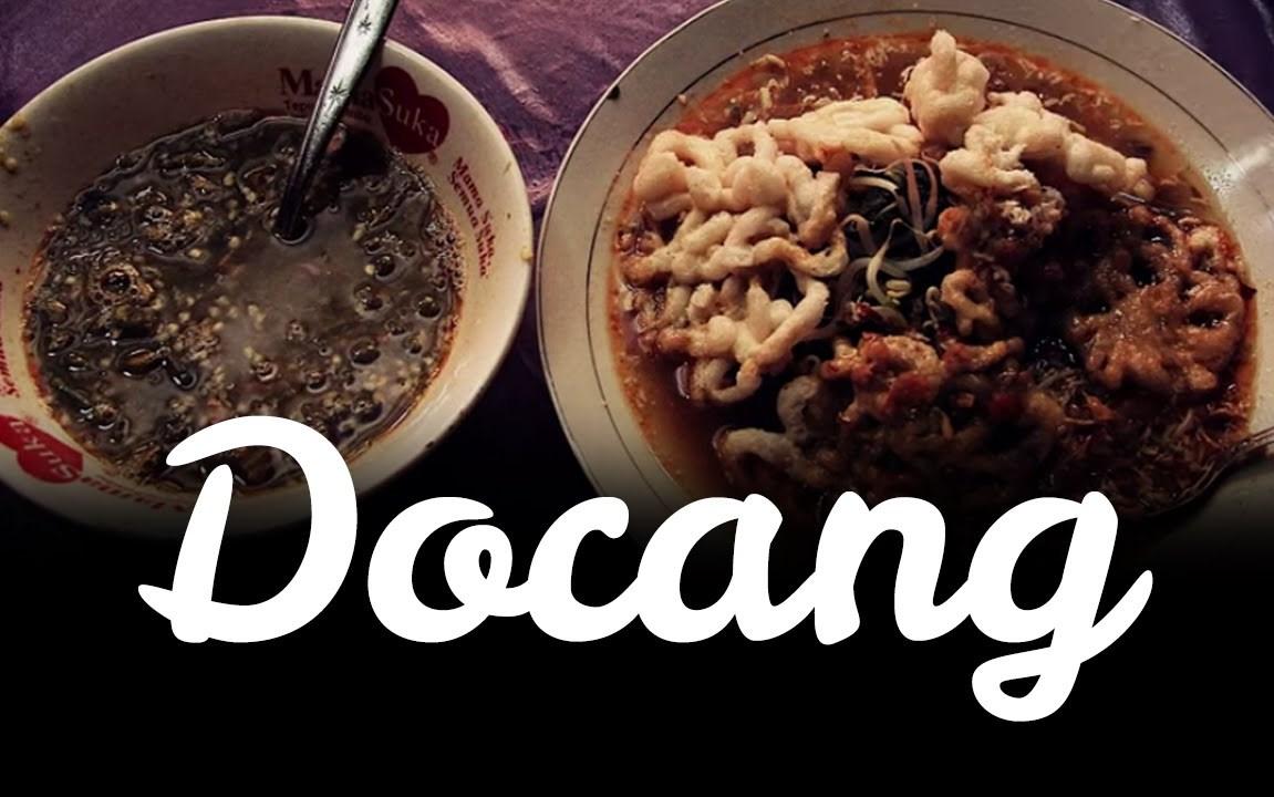 Docang Khas Cirebon Kuliner Tradisional Cirebon