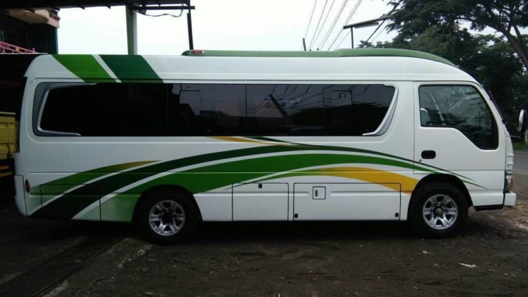 Sewa Elf Di Cirebon Microbus Dengan Kapasitas 19 Orang