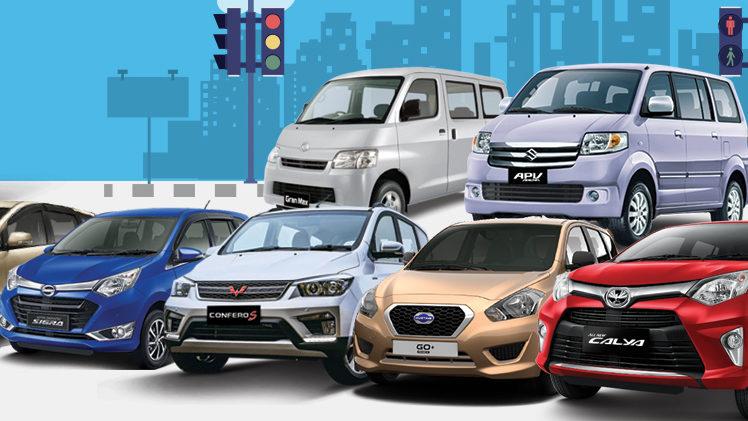 Daftar harga sewa dan tarif rental mobil termurah di cirebon
